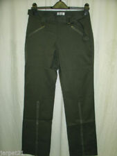 Cotton Blend 32L Trousers Size Tall for Women