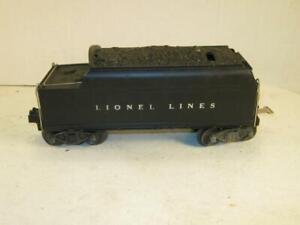 Lionel Whistle Tender 2666W Mint!!