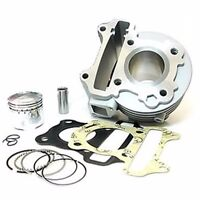 Big Bore Kit GY6 50cc to 80cc Scooter Moped 139 QMB 139QMB Cylinder Piston Rings
