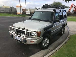 Land Rover Discovery 2 Td5 (1999-2004)