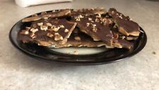Homemade English Toffee Candy