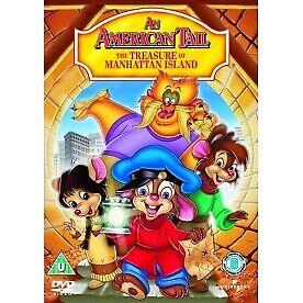 An American Tail 3: The Treasure Of Manhattan Island DVD