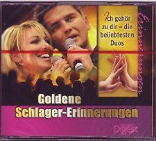 Goldene  Schlager- Erinnerungen - ...Duos - Reader's Digest  3 CD Box