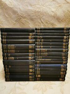 33 Antique Books Scriptorium Classicorum Bibliotheca Oxoniensis - 1936 - 1952