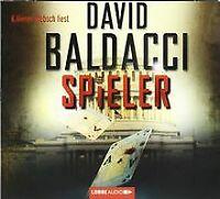Die Spieler von Baldacci, David | Buch | Zustand gut