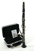 Buffet BC254150 Prodige Clarinet w/ Mouthpiece, Ligature, Cap & Case