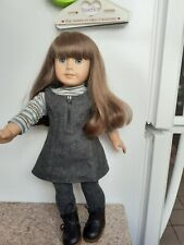 Pleasant company American girl Doll In Meet Outfit beautiful brown hair