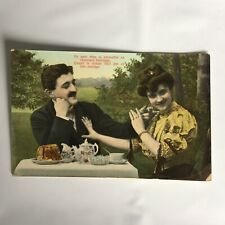Love and Romance Carte Postale Poskarte Postcard