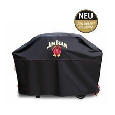 Jim Beam® BBQ Grillabdeckung Premium für kleinere bis mittlere Grills Abdeckung