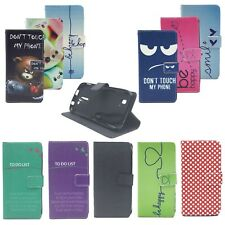 Case Wallet Frame Bumper Cell Phone Case Cover Faux Leather Bookstyle