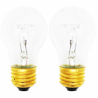2x Light Bulb for Maytag CWE5800ACB