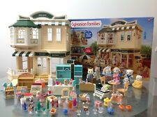Sylvanian Families Boxed  John Lewis Department Store With Figures, Furniture ..
