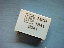 (4) ERO MKP1841422405 0.22uF 400V 10% RADIAL METAL POLYPROPYLENE FILM CAPACITOR