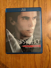 AMERICAN PSYCHO (2000) - BLU-RAY - UNCUT VERSION