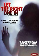 LET THE RIGHT ONE IN NEW DVD