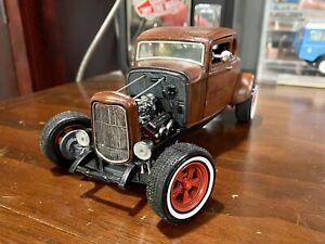 Greenlight Ford Custom Kustom Rat Rod hotrod 1:18