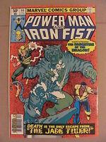 Power Man and Iron Fist #66 Marvel Comics 2nd app Sabretooth 8.0 Fine/Very Fine