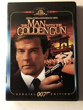 The Man with the Golden Gun (1974) - James Bond 007, DVD, Special Edition