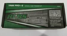 RCBS Trim Pro 2, with Pilots, #90366 Universal Case Trimmer