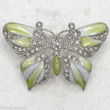 Butterfly Alloy Costume Brooches & Pins