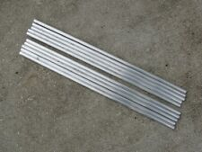 10 Pieces 12 Diameter 6061 T6511 Aluminum Round Rod 23 Length T6511 05 Dia