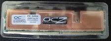 OCZ PC 3200 1024MB Dual CH Performance Edition 3-3-3-8 Memory OCZ4002048PFDCK