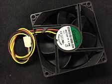 Sunon 80x80x25mm 3 pin fan # EE80251B1-0000-G99 New