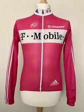 T-Mobile 2007 Jakob Piil worn Adidas Germany Denmark cycling shirt jersey Trikot