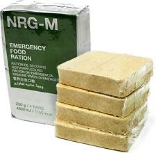 24H Nourriture D'urgence Ration MRE NRG-M 250g Survie De Préparateur Extérieur 1