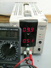Topward 3302D Power Supply 0-30V 0-2A LOAD TESTED