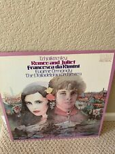 Tchaikovsky Romeo And Juliet Rimini Ormandy~RCA Red Seal ARL1-2490