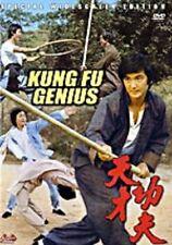 Kung Fu Genius-- NEW DVD-FREE  SHIPPING