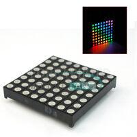 5mm 8*8 8x8 Full Colour RGB LED Dot Matrix Display Module Common Anode MF