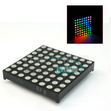 5mm 8*8 8x8 Full Colour RGB LED Dot Matrix Display Module Common Anode MF
