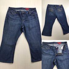SEVEN7 premium bootcut Jeans Womens Size 20 38x25 hemmed :)