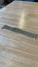 Genuine Apple Watch Stainless Steel Link Bracelet 44mm 42mm