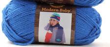 1 Lion Brand Yarns Modern Baby 2.6 Oz. 173 Yd. 50% Acrylic 50% Nylon 109 Blue