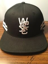 WeSC Overlay Stripe SnapBack Hat. Brand New. One Size Fits All