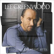Lee Greenwood - All Time Greatest Hits [New CD] Manufactured On Demand