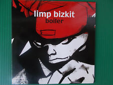 DVD LIMP BIZKIT BOILER LIMITED EDITION n° 001979 COME NUOVO LOOK