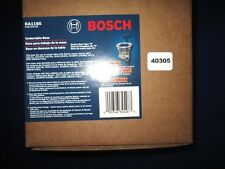 BOSCH RA1165 UNDERTABLE ROUTER BASE WITH ABOVE-TABLE WRENCH ACCESS NEW
