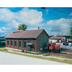 Depósito Locomotoras Burgstein/Piko-Bausatz Escala H0
