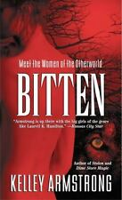 Bitten by Kelley Armstrong (2004, Paperback) The Otherworld Series Book 1 new