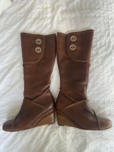 Fly London boots Size 37 Or 6.5 Australian