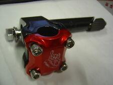 NOS Maurice MONGOOSE RED / Black BMX Quill STEM 22.2 Cruiser Neck