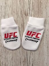 UFC Inspired Baby Scratch Mitts/mittens