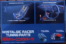 Nostalgic Racer Tuning Parts Set, 1:24, Fujimi 11114