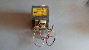 Microwave High Voltage Transformer  SHV-U1650A,