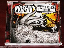Noisear / Department Of Correction Split CD 2012 Power It Up P.I.U. #154 NEW