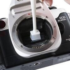 Pro Cámara Ccd CMOS sensor polvo limpieza Gel Cleaner Kit para Canon Nikon Sony